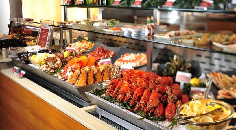 Frokostordning i København og buffet